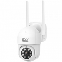 IP камера наружного наблюдения Xiaomi Xiaovv Outdoor PTZ Camera 2K HD XVV-3630S-P1 White P1