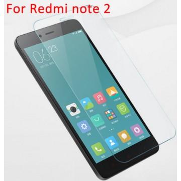 Защитное стекло Xiaomi Redmi Note 2,  033mm 9H 2.5D, сверхпрочное, ультратонкое