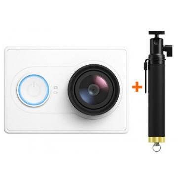 Экшн-камера YI Sport White Travel International Edition