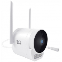 IP Камера наружного наблюдения Xiaomi Xiaovv Outdoor Camera Pro XVV-6120G-B10 White B10
