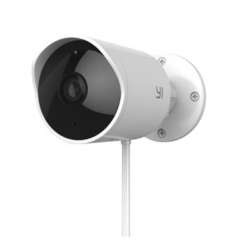 IP Камера наружного наблюдения Xiaomi YI Outdoor Camera 1080p YHS.3017 Международная версия White