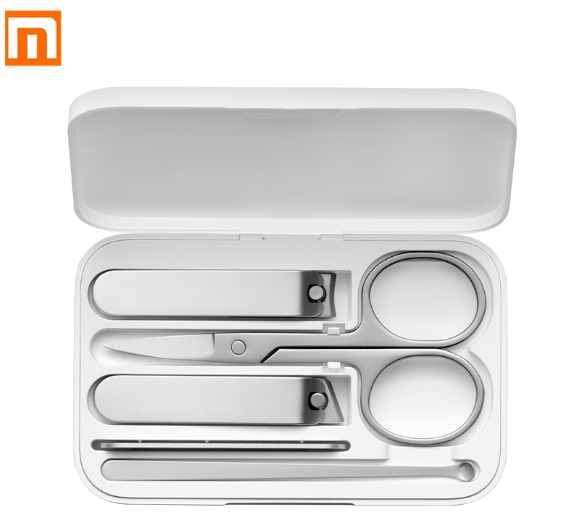 Маникюрный набор Xiaomi Mijia Nail Clipper Five Piece Set (MJZJD002QW) 9