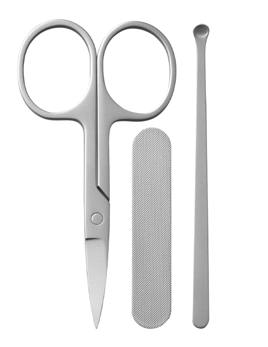 Маникюрный набор Xiaomi Mijia Nail Clipper Five Piece Set (MJZJD002QW) 13